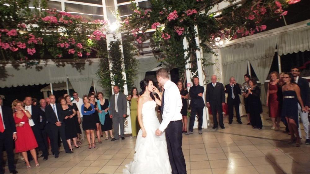 Hotel Sierra silvana matrimonio, musica e musicisti