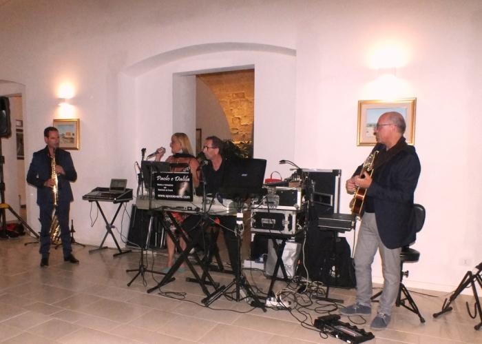 Quartetto musicale per musica matrimonio