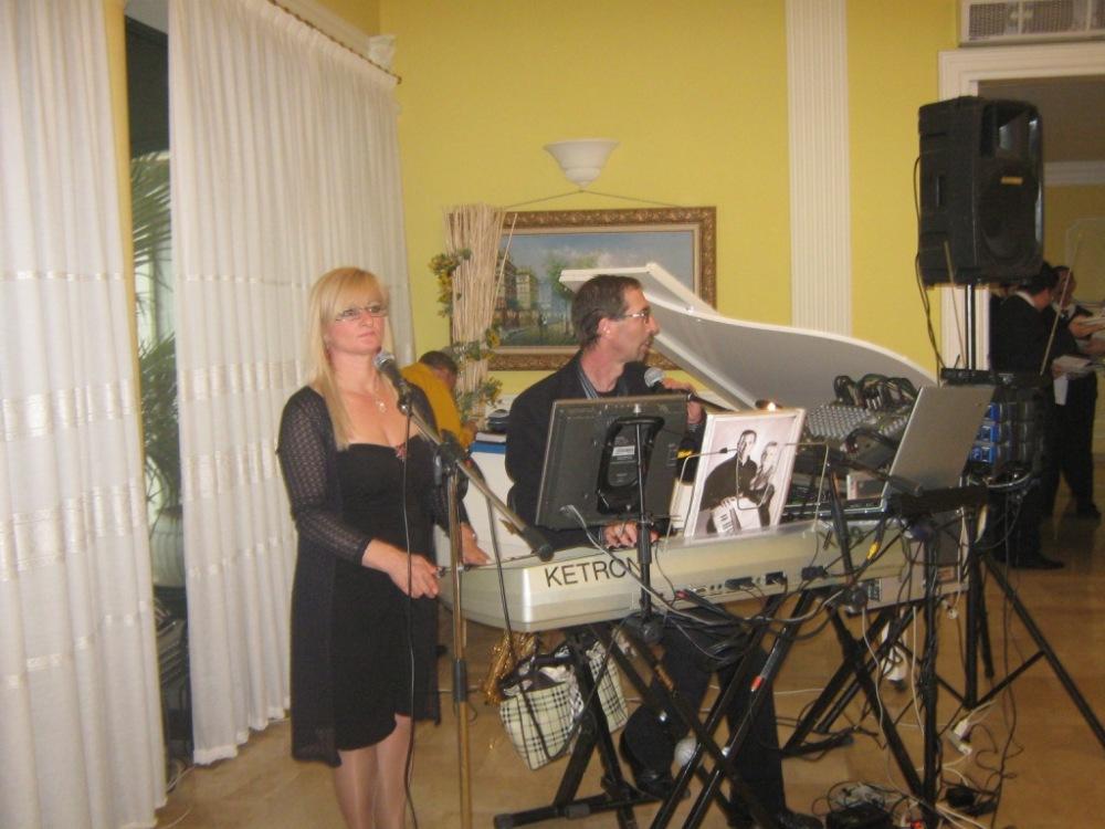 Paolo e Dalila Live musica per matrimonio Taranto