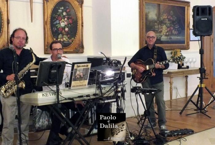 matrimonio a Bari e provincia gruppo per la musicae animazione