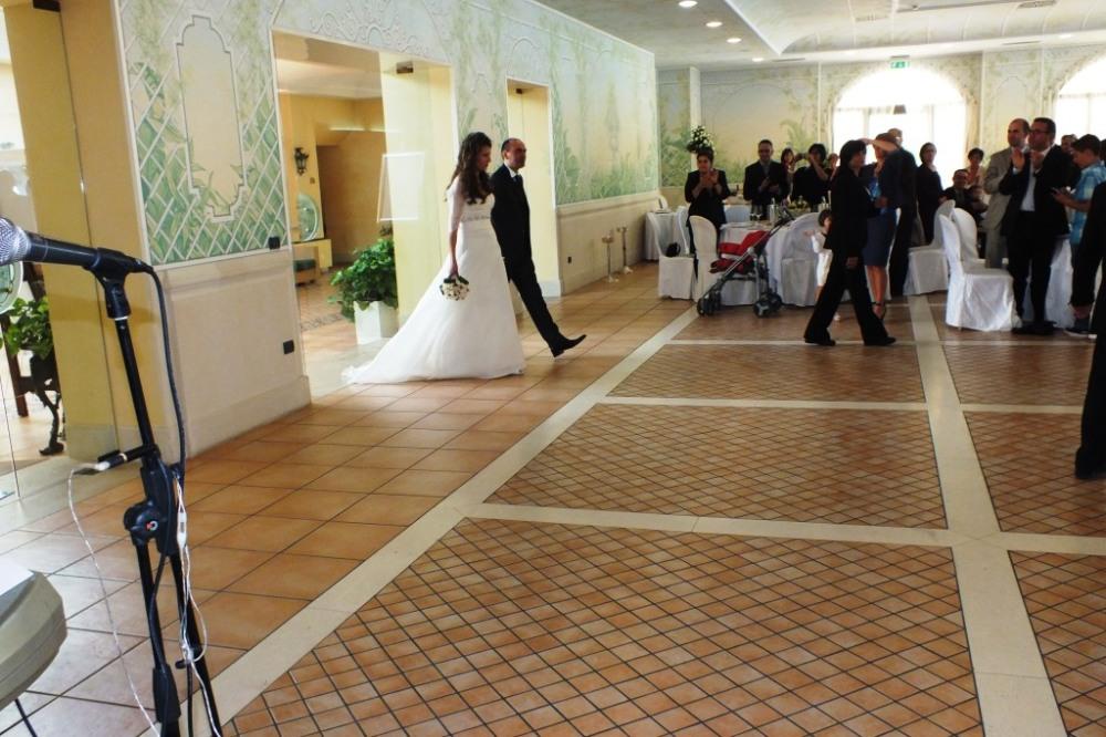 Tenuta Moreno matrimonio