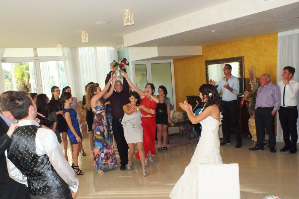 Blu Bay matrimonio