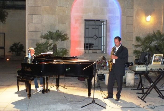 gruppo musica matrimonio Lecce