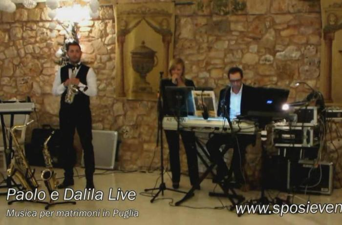 Gruppo per musica matrimonio Lecce