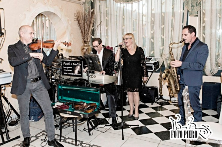 musica per matrimonio Puglia