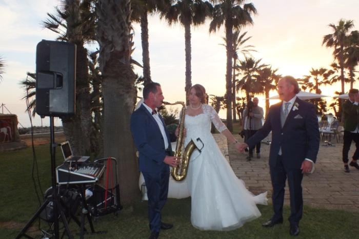 Oasi Quattro Colonne matrimonio