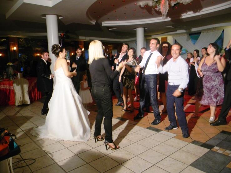 Matrimonio a Vila dei Sogni con la musica del gruppo di Paolo e Dalila Live