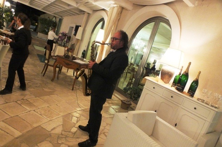 Musicisti per la musica del ricevimento di nozze Lecce