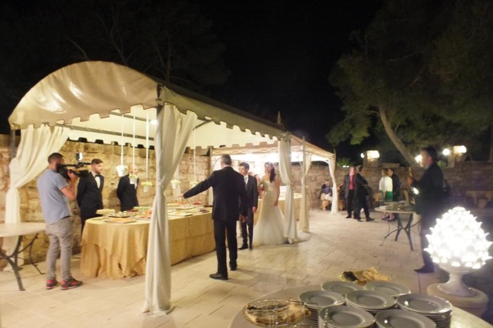 Sassofonista Lecce musica per il taglio della torta al matrimonio
