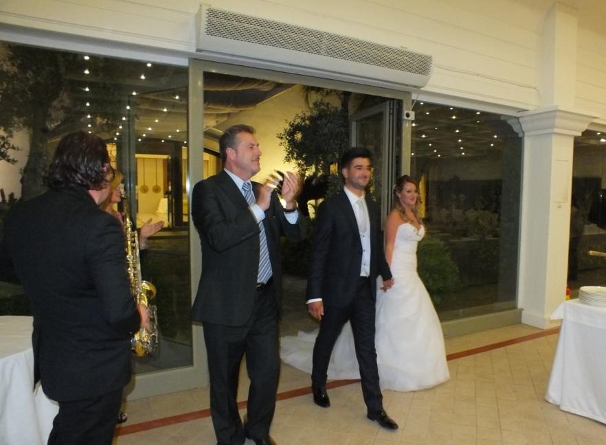 Matrimonio a Brindisi musicisti per la musica e animazione