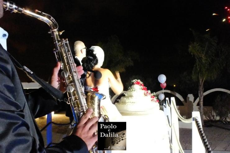 Sassofonista per matrimonio Lecce