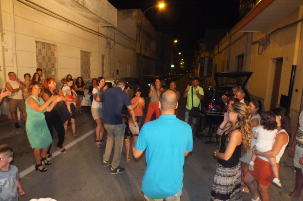 Gruppo di musicisti che organizzano la serenata per il matrimonio a Brindisi e Provincia
