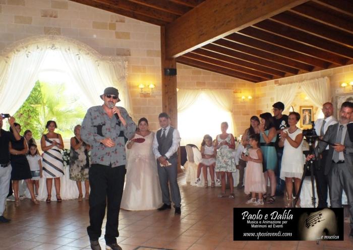 Paolo e Dalila Live gruppo per la musica e animazione matrimoni in Puglia