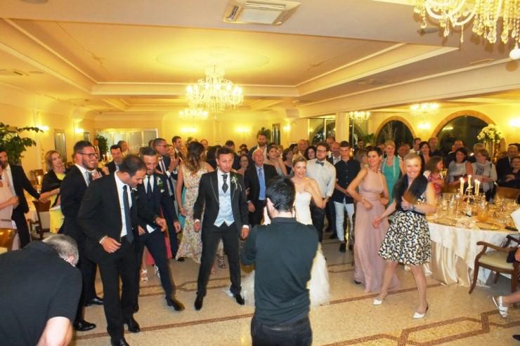 Gruppo musica matrimonio Lecce Paolo e Dalila Live