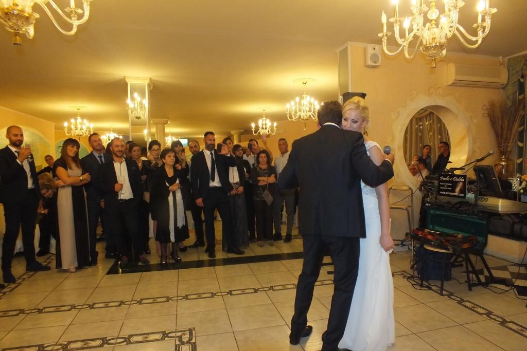 Paolo e Dalila Live musicisti che suonano in ricevimento di matrimonio a Lecce e Provincia