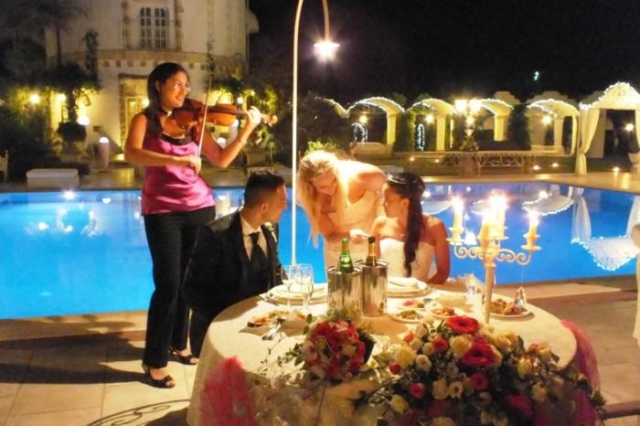 Matrimonio al San giorgio Resort