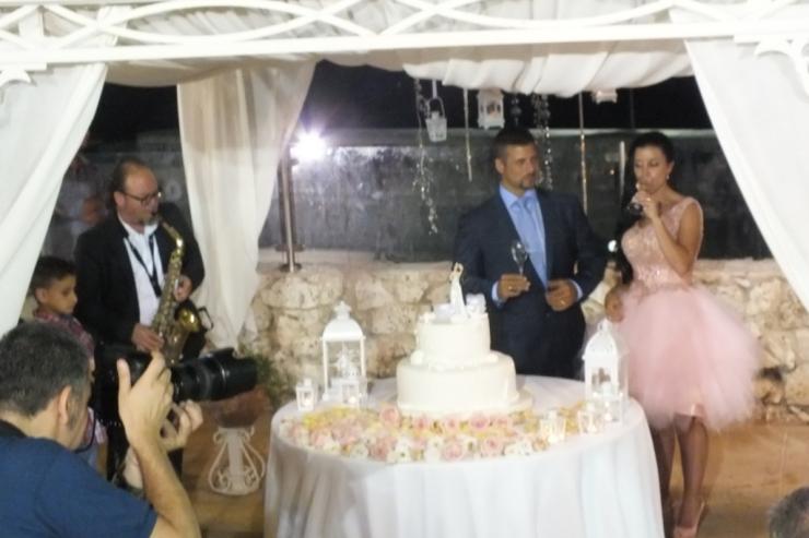 sassofonista per musica matrimonio Lecce