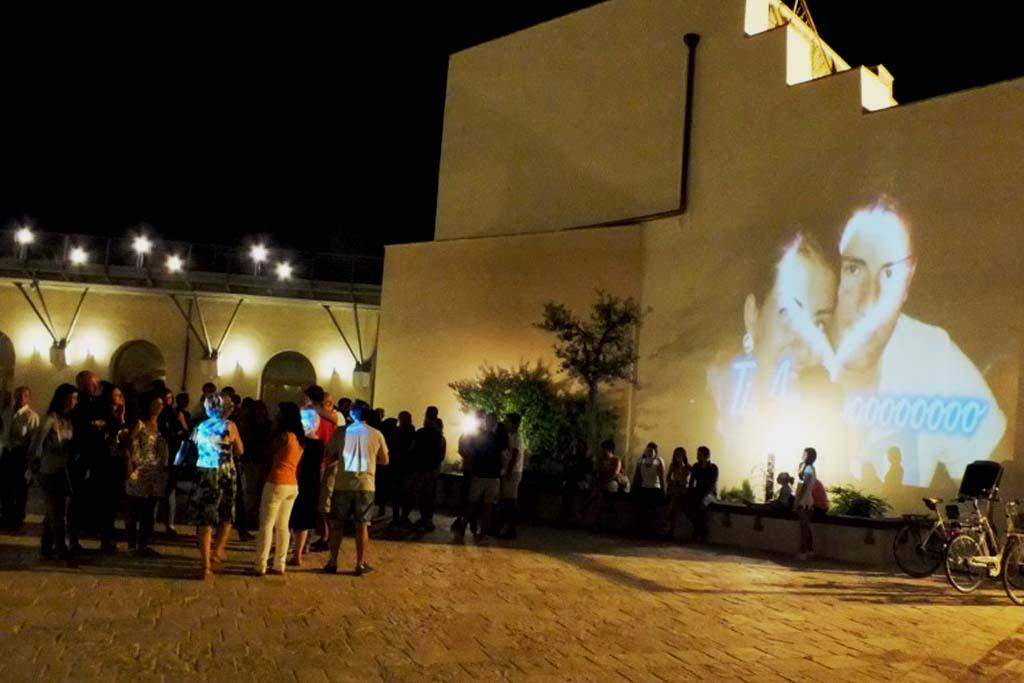 serenata sposa centro storico di Mesagne