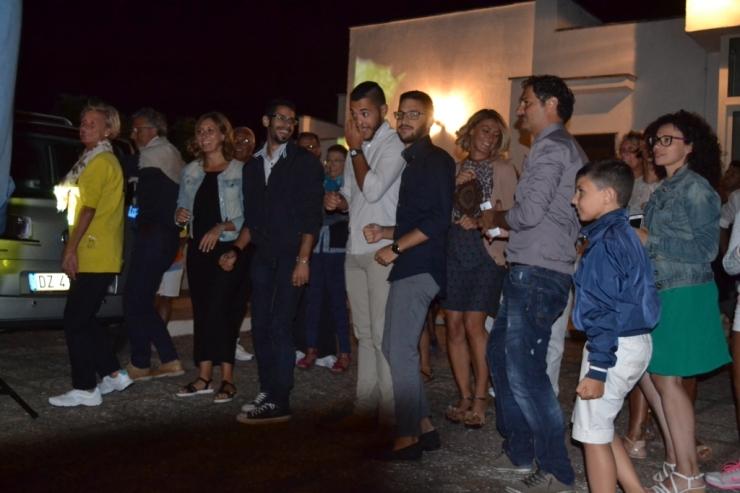 La serenata a Brindisi