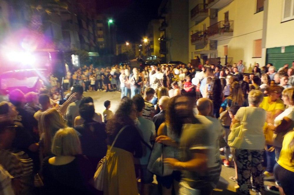 Bari, la serenata a Gravina di Puglia