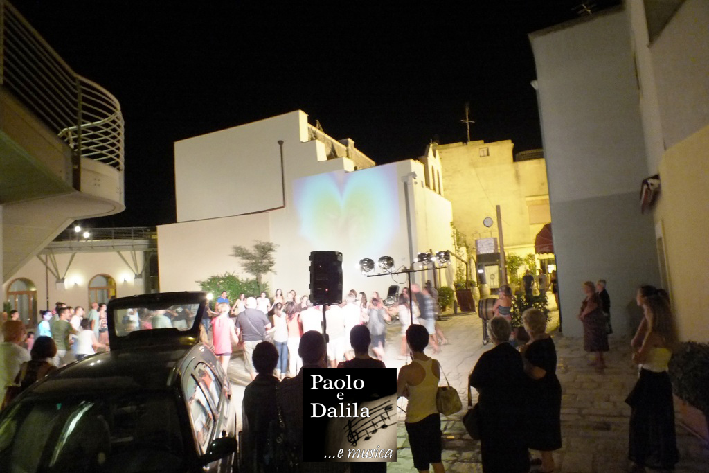 organizzare una serenata originale in Provincia di Brindisi