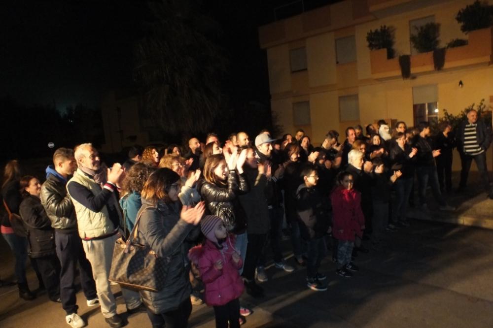 Paolo e Dalila Live organizzano una serenata particolar ein provincia di Lecce