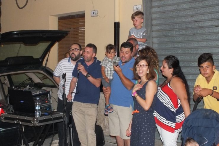 La serenata Particolare a Brindisi e Provincia