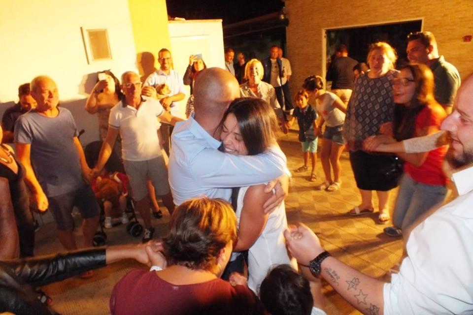 La serenata in Puglia fatta a Statte in Provincia di Taranto
