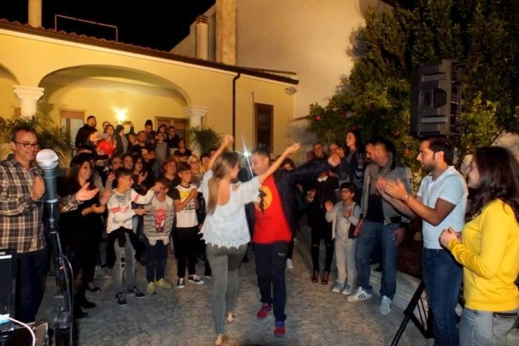 Serenata alla sposa a Tuglie in provincia di Lecce