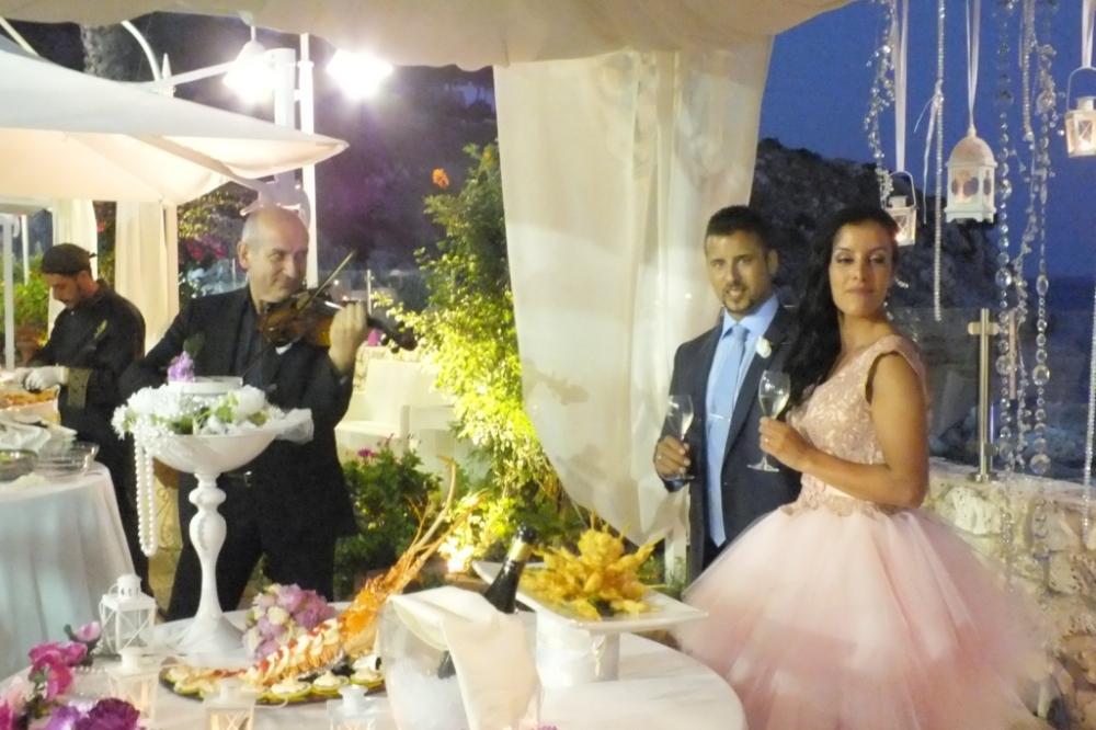 Violinista per matrimonio Lecce