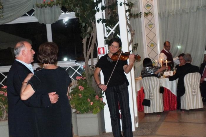 Matrimonio Brindisi violinista per la musica