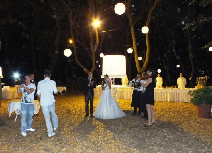 Violinista che suona nei matrimoni a Lecce