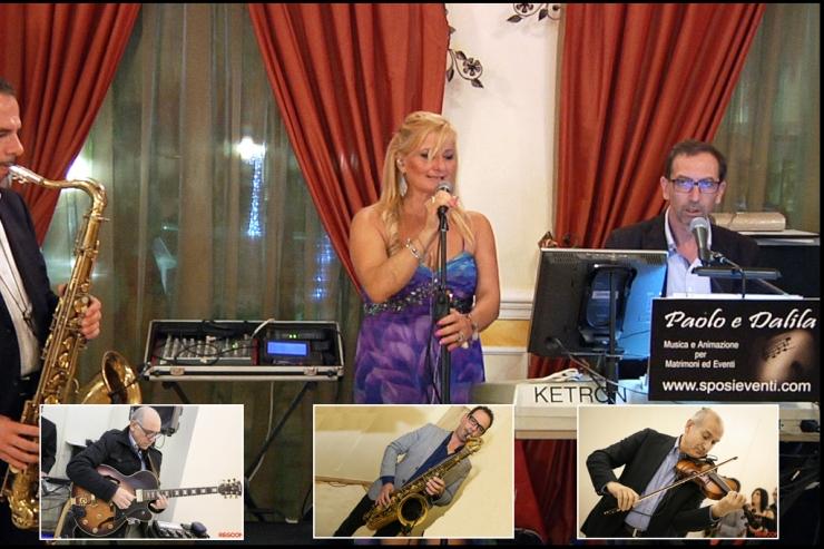 Band musicale matrimoni Lecce