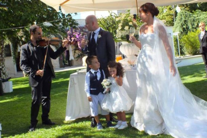 Dimora Mazzarò matrimonio
