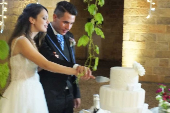 Casina Calò matrimonio
