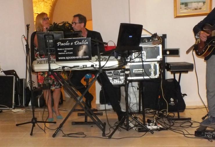 Gruppo per la musica matrimonio Lecce