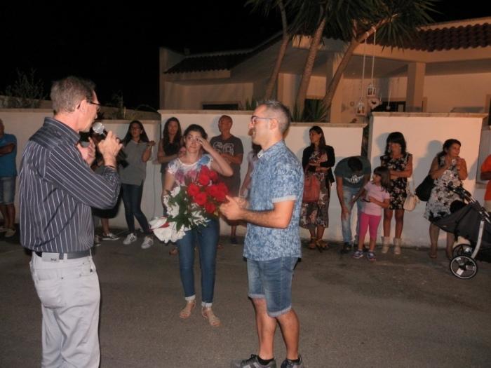 serenata partticolare in provincia di Lecce