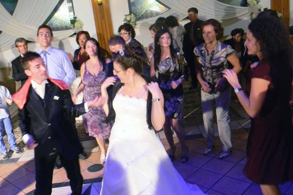 Animazione matrimonio a Villa dei Sogni