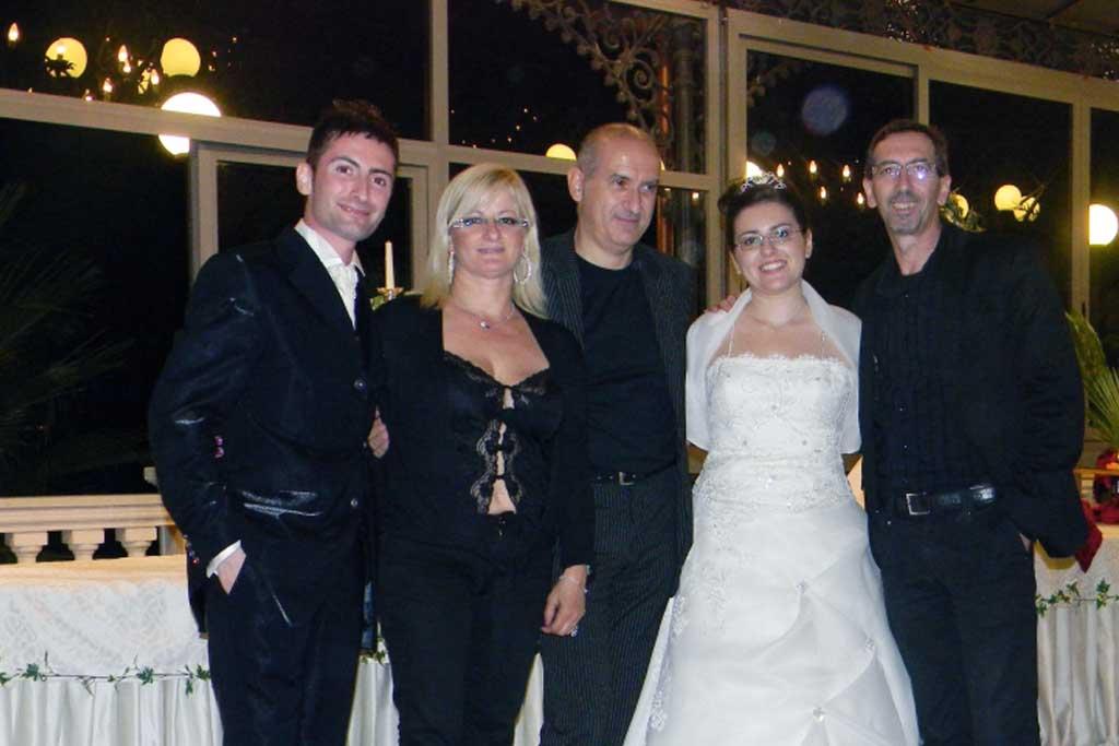 Paolo e Dalila Live band musica matrimonio Taranto