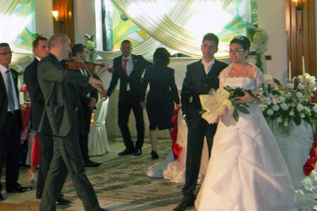 Musica e intrattenimento matrimonio taranto