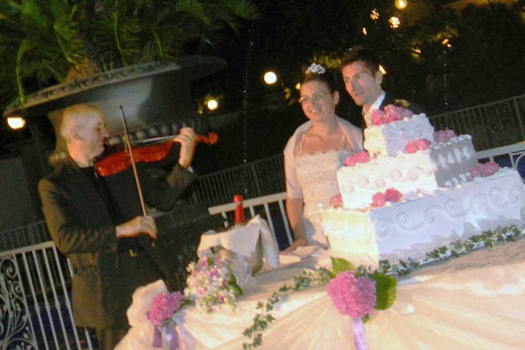 Musicisti matrimonio Villa dei Sogni