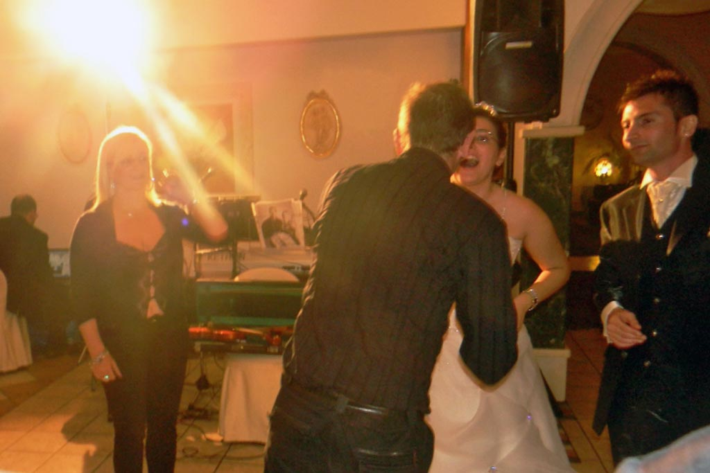 Animazione sposi a Villa dei Sogni Taranto