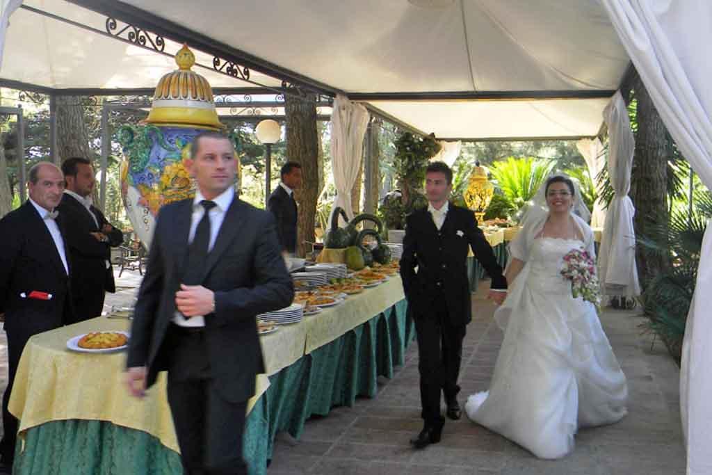 Matrimonio a Villa dei Sogni a Martina Franca