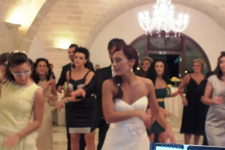 Animazione matrimoni Brindisi gruppo Paolo e Dalila live