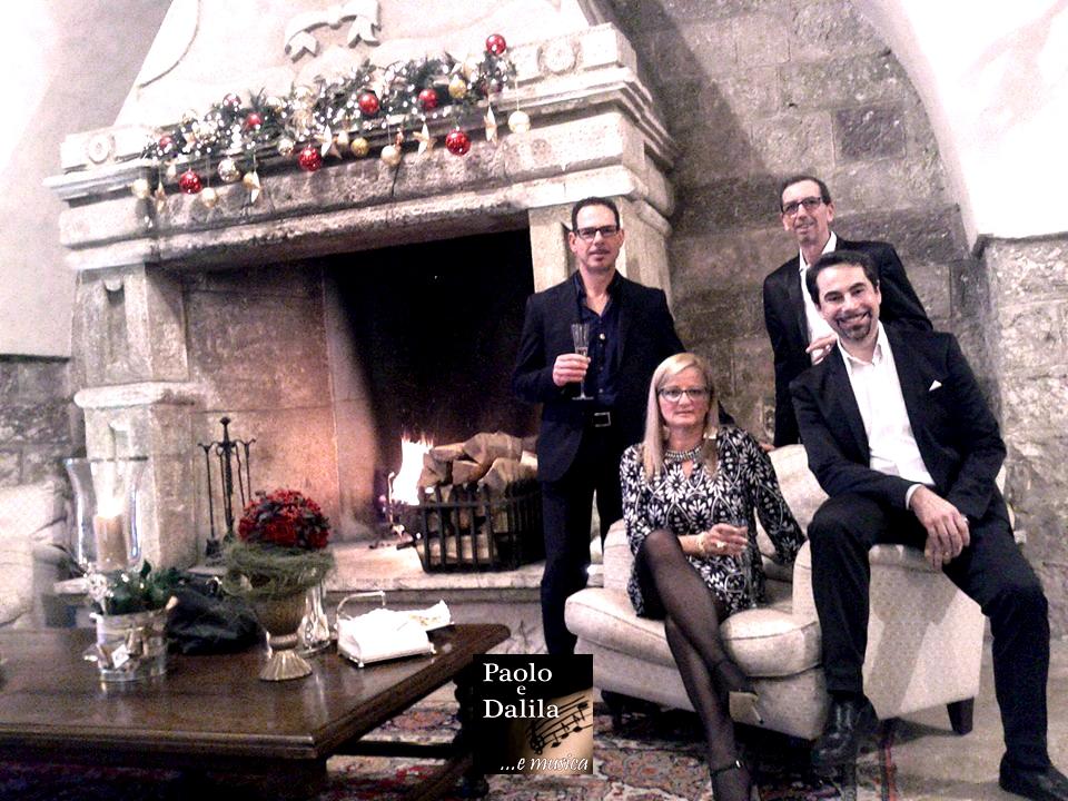 gruppo per musica matrimonio Castello Monaci