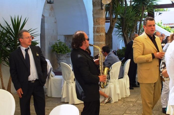 musica matrimonio Masseria Torrepietra Bari