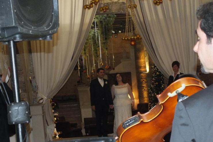 Musica per matrimonio Lecce ricevimento di nozze a Castello Monaci