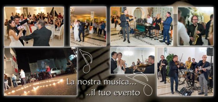Gruppo musicale per musica matrimonio Lecce