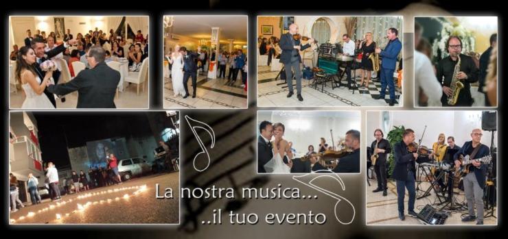 Gruppo musicale per matrimoni e serenata in Puglia