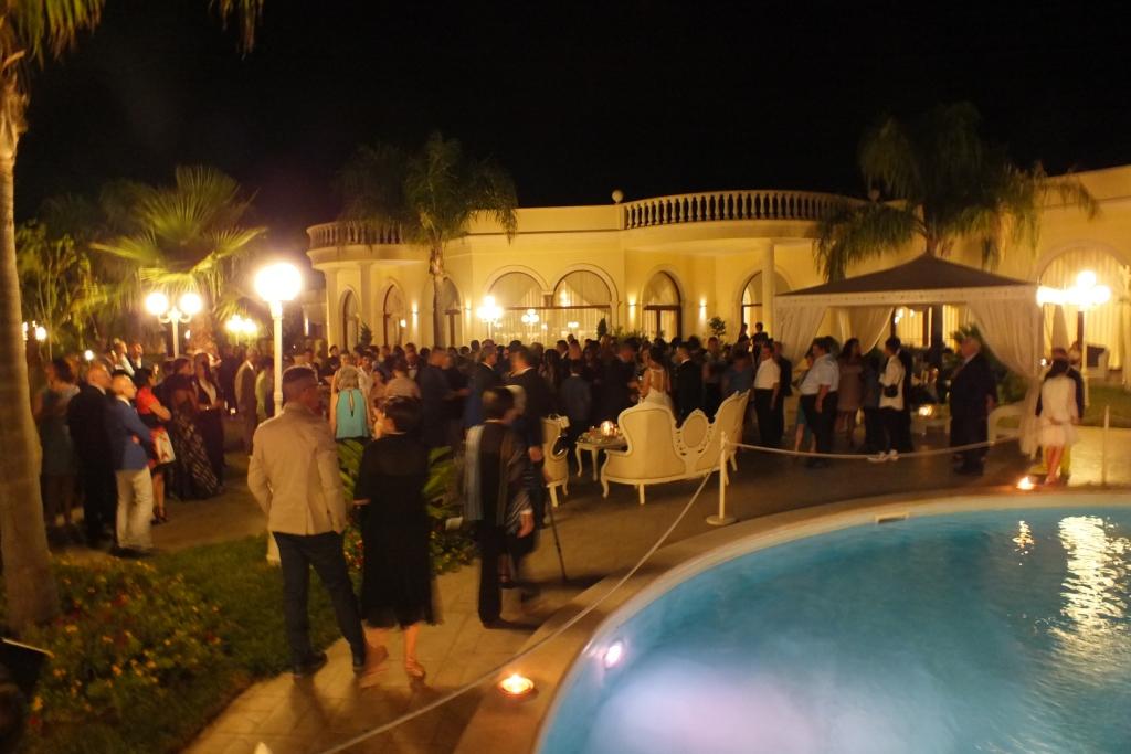 Musica matrimonio Villa Marchesi